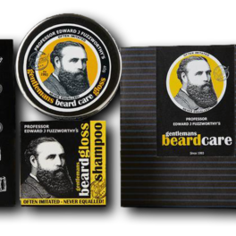 VOODOO BEARD CARE GROOMING & HAIR KIT