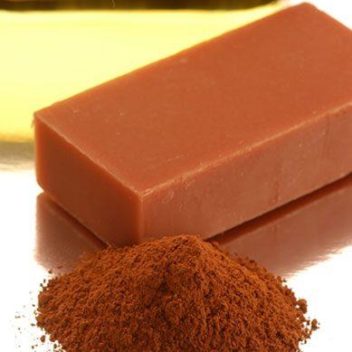 Damask Rose French Clay & Leatherwood Honey Soap