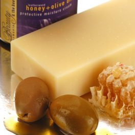 Leatherwood Honey and Olive Oil Moisture Cream Soap