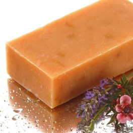 Madagascan Island Flowers & Leatherwood Honey Soap