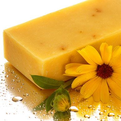 Marigold Flower & Leatherwood Honey Soap