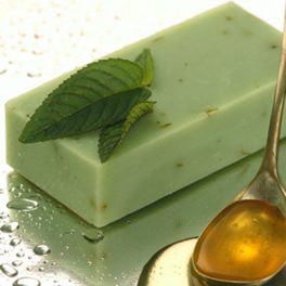 Tasmanian Double Mint & Leatherwood Honey Soap