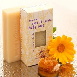 Baby Bee Jojoba & Olive Oil Baby Soap