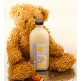 Baby Bee Leatherwood Honey Cream Bath