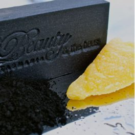 Black Velvet Bamboo Charcoal Soap