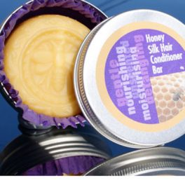 Honey Silk Hair Conditioner Bar