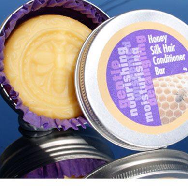 Honey Silk Hair Conditioner Bar