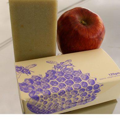 Apple Cider Skin Tonic Soap