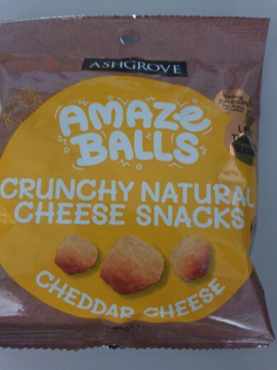 Amazeballs 50g packet
