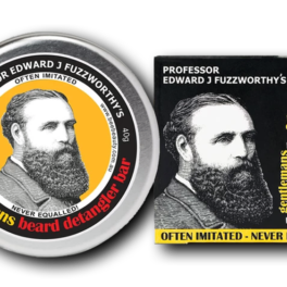 SOLID BEARD SHAMPOO BAR & CONDITIONER BAR