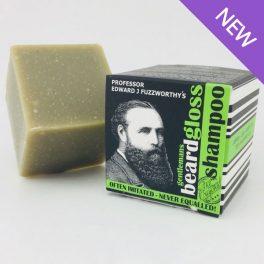 Professor Edward J Fuzzworthy's Apple Cider Beard Gloss Shampoo Bar