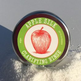 Apple Silk Clarifying Rinse