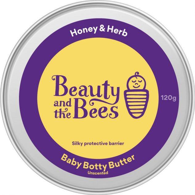 Honey & Herb Baby Botty Butter