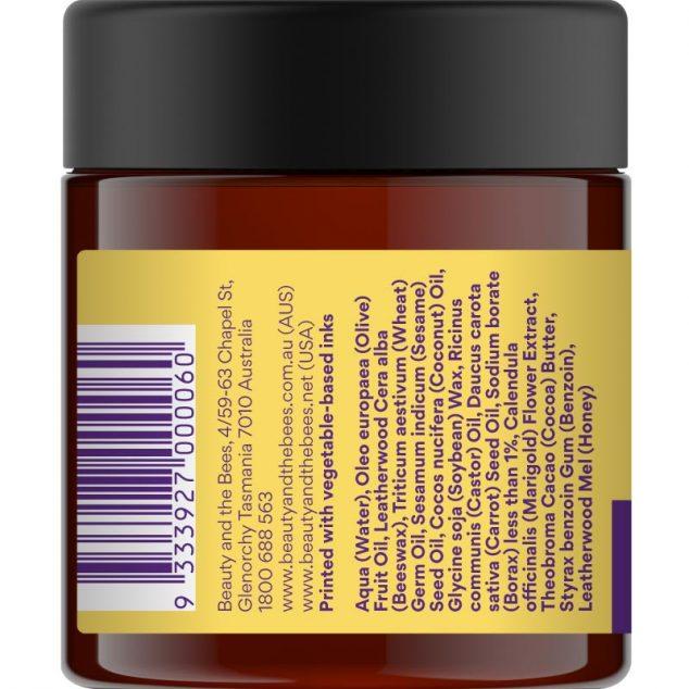 Leatherwood Honey & Herb Baby Cream