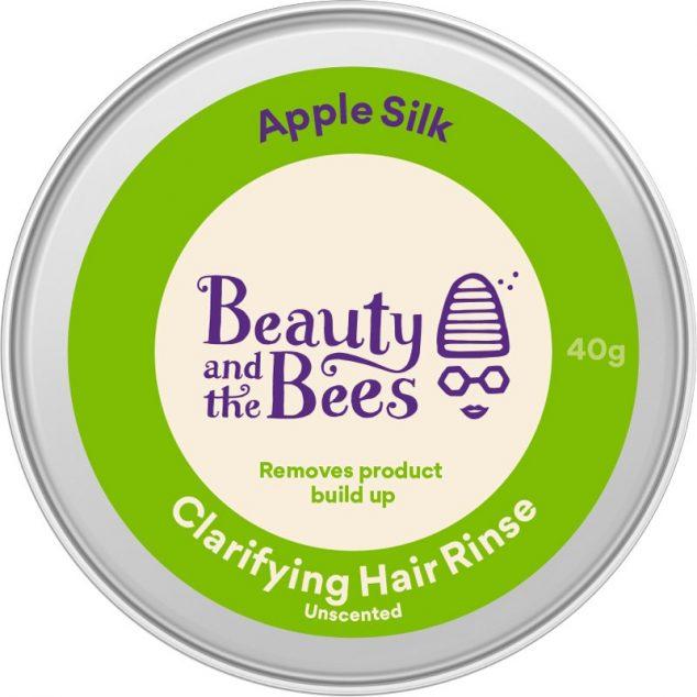 Apple Silk Clarifying Hair Rinse