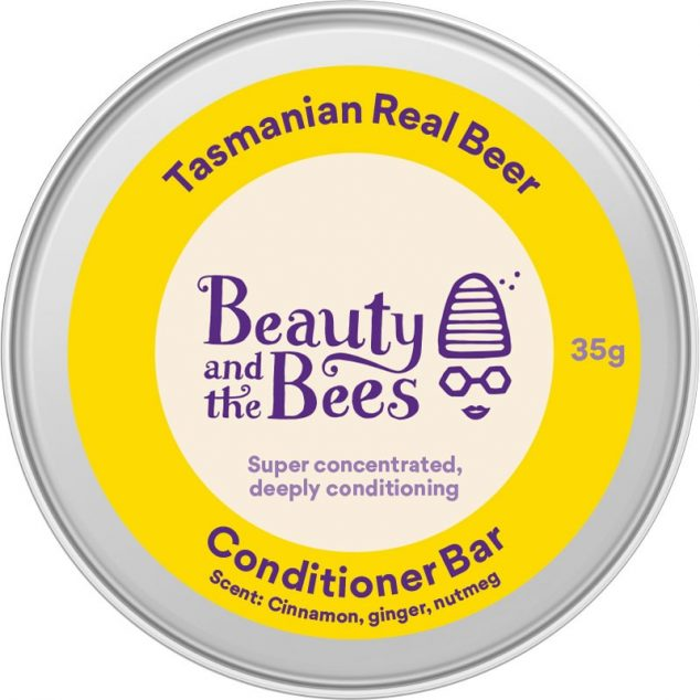 Tasmanian Real Beer Conditioner Bar