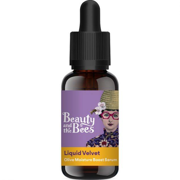Liquid Velvet Olive Moisture Boost Serum