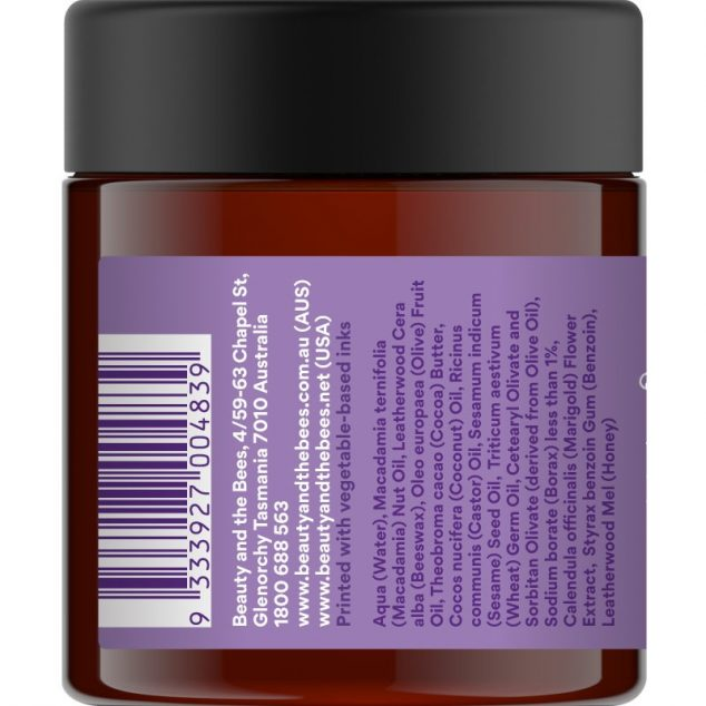Leatherwood Honey & Macadamia Rich Moisture Cream