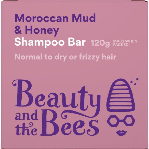 Moroccan Mud & Honey Shampoo Bar