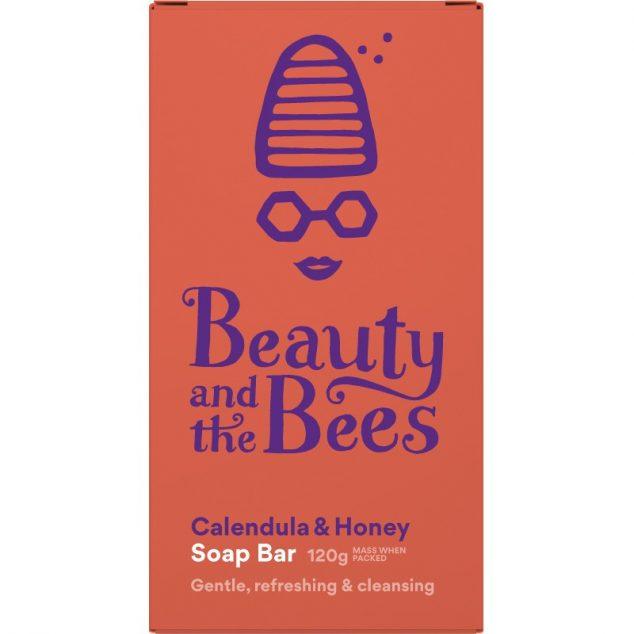 Calendula & Honey Soap Bar (previously Marigold Flowers)