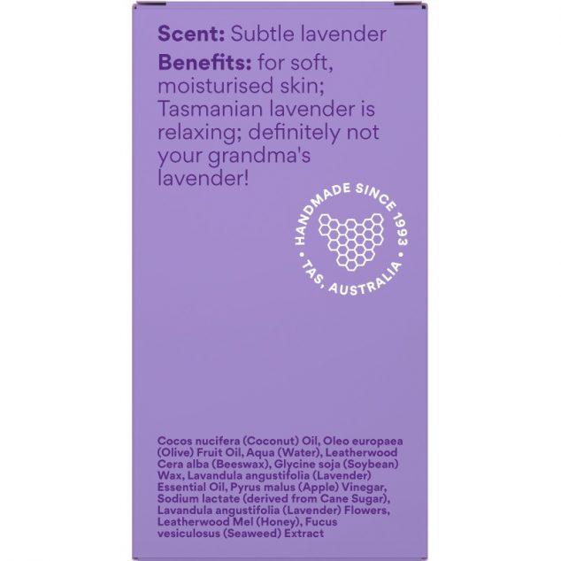 Tasmanian Lavender Flower & Honey Soap Bar