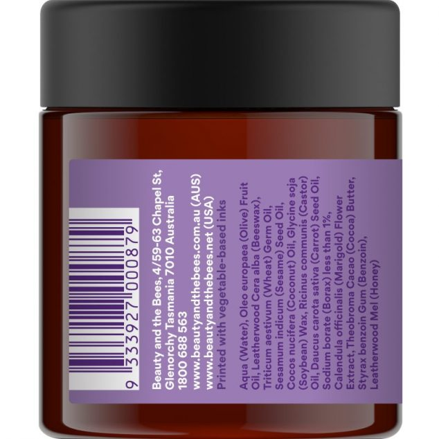 Leatherwood Honey & Olive Ultra Rich Moisture Cream