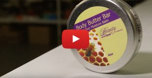 Body Butter Moisturising Bar