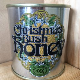 Christmas Bush Honey Tin 350g