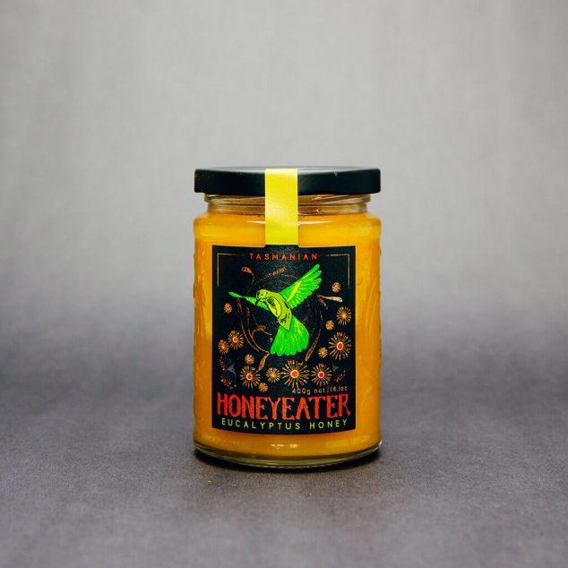 Eucalyptus Candied Honey 400g