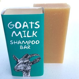 Tasmanian Goat's Milk Shampoo. SORRY THIS PRODUCT HAS BEEN DISCONTINUED WITH LOTS OF NEW PRODUCTS COMING SOON!