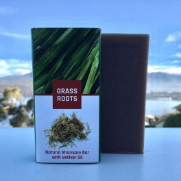 Grass Roots Shampoo Bar