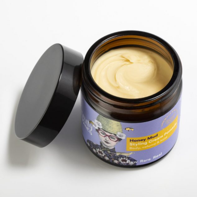 Honey Mud Styling Cream Pomade