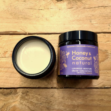 Leatherwood Honey & Coconut LIGHT Moisture Cream