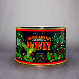 Leatherwood Honey Tin 2kg