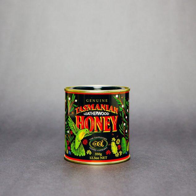 Leatherwood Honey tin 350g