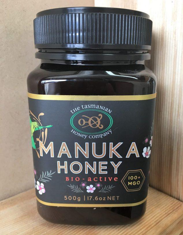 Pure Tasmanian Manuka Honey 500g 100+