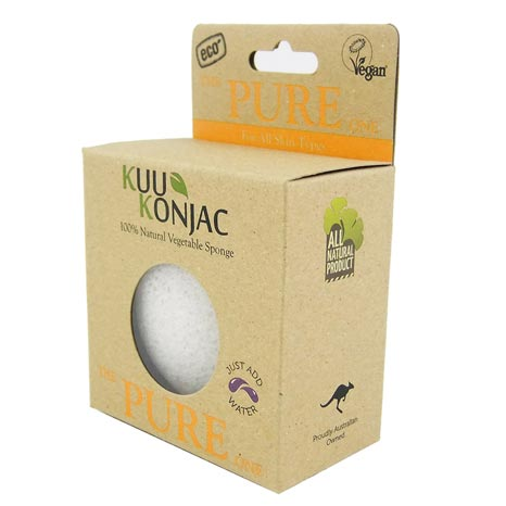 KUU Pure Face Sponge