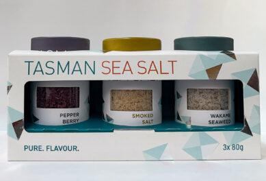 NEW: Tasman Sea Salt, 3 pack
