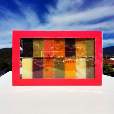 Soap Sampler Pack - 7 x 1/6 bars