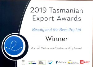 TAS Export Award