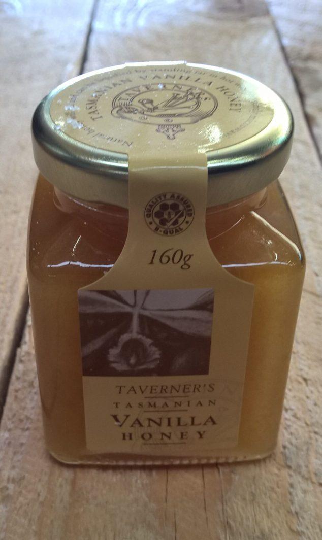 Tasmanian Vanilla Honey