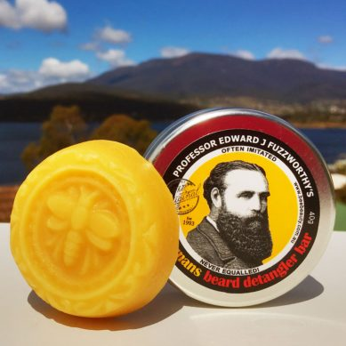 Professor Edward J Fuzzworthy's Beard Detangler & Deep Conditioner