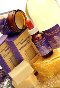 Healthy hair herb and honey shampoo bar
